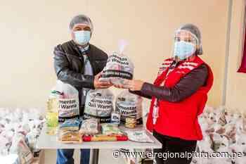Municipalidad de Paita recibe 900 canastas de alimentos para familias vulnerables - El Regional