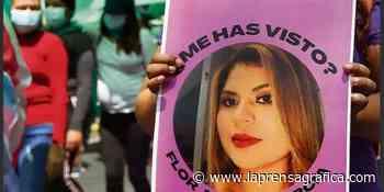 Capturan a esposo de Flor García, desaparecida en marzo, en Cojutepeque - La Prensa Grafica