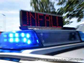Frontalzusammenstoß bei Schiffweiler: Drei Schwerverletzte - Saarbrücker Zeitung