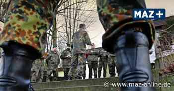 Brandenburg: Bundeswehrsoldat aus Hennigsdorf nach Waffenrazzia vor Gericht - Märkische Allgemeine Zeitung