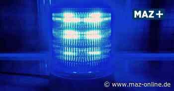 Kleintransporter in Hennigsdorf gestohlen - Märkische Allgemeine Zeitung