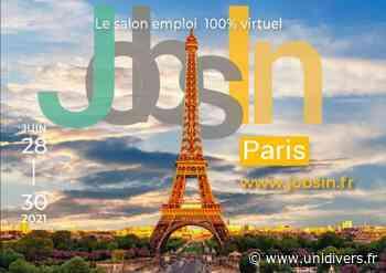 Jobs In Paris Webinaire Pôle Emploi lundi 28 juin 2021 - Unidivers
