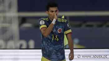 Luis Díaz valoriza-se na Copa América - A Bola