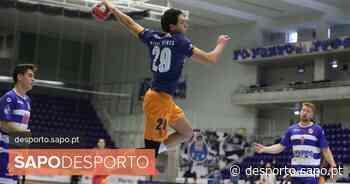 Miguel Alves renova com equipa de andebol do FC Porto até 2024 - SAPO Desporto