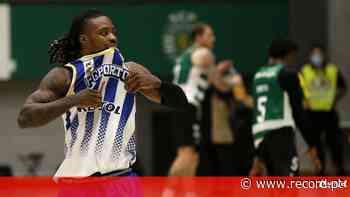 FC Porto anuncia continuidade no campeonato de basquetebol mas impõe condições - Record