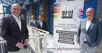 Herzogenrath: Deutsch-koreanische Zusammenarbeit endlich vor Ort - Aachener Nachrichten