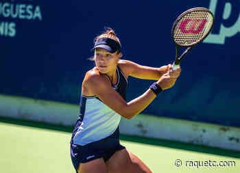 Matilde Jorge perde com favorita e Porto Open fica sem portuguesas - Raquetc