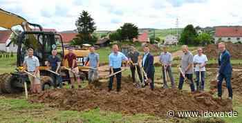 Turbo-Projekt - Spatenstich für neues Baugebiet in Mainburg - idowa