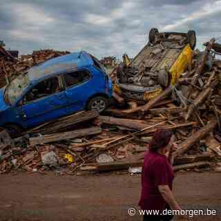 Zware tornado's zoals in Tsjechië zullen in Europa steeds vaker voorkomen