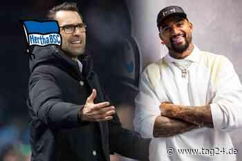 Boateng wieder bei Hertha: Preetz verhinderte früheres Comeback! - TAG24