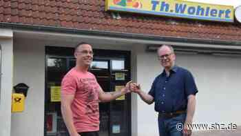 Osterby: Es gibt einen neuen Kaufmann | shz.de - shz.de