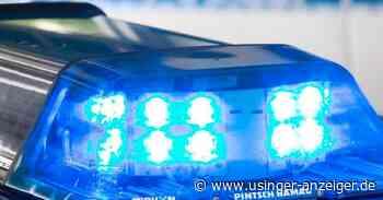 Oberursel: Kastenwagen demoliert und davongefahren - Usinger Anzeiger