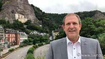 Felssanierung um Felsenkirche in Idar-Oberstein - Oberbürgermeister hofft auf baldiges Ende - SWR