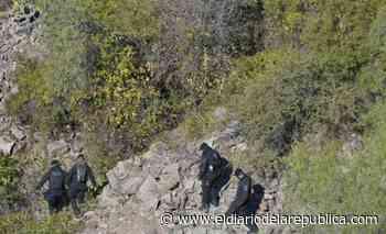 Búsqueda de Guadalupe: la Policía terminó el rastrillaje en La Florida y Riocito - El Diario de la República