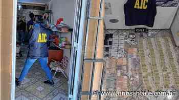 Detuvieron a una mujer que vendía drogas en barrio Guadalupe - Uno Santa Fe