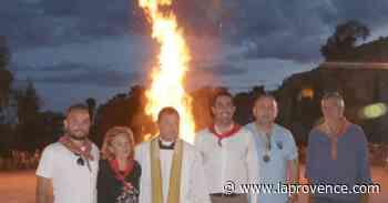 Allauch : les flammes d'une nuit d'été - La Provence