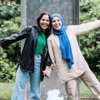 'Kawtar kan van haar dag genieten terwijl de boel rond haar ontploft is'