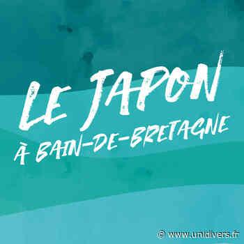 Le JAPON débarque à Bain de Bretagne camping du Lac lundi 12 juillet 2021 - Unidivers