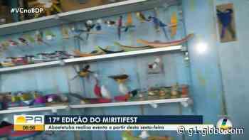 17º MiritiFest ocorre em formato online e em lojas colaborativas em Abaetetuba e Belém - G1
