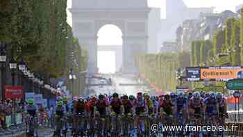 CARTE - Tour de France 2021 : 21e et dernière étape de Chatou aux Champs-Elysées - France Bleu