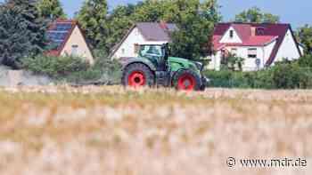 EU einigt sich auf Verteilung von Geldern für Landwirtschaft - MDR