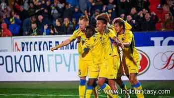 URY vs ROS Dream11 Tips FC Ural vs Rostov 10 May - India Fantasy