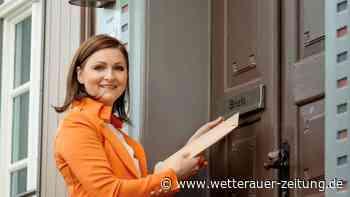 Olga Schneider kandidiert für Dorfpartei - Wetterauer Zeitung