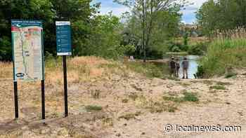 Portneuf River access points improved, water trail signage installed - Local News 8 - LocalNews8.com
