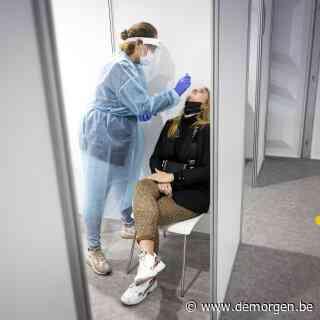 Systeem om gratis PCR-test aan te vragen als reiziger na enige vertraging toch online