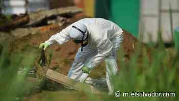 Fiscalía finaliza excavación en casa de expolicía Chalchuapa - elsalvador.com
