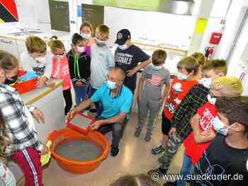 Geisingen: Hier lernen Kinder den richtigen Umgang mit Müll - SÜDKURIER Online