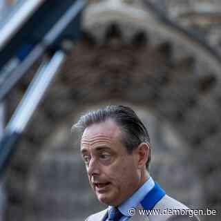De Wever (N-VA): 'Stilleggen werken Oosterweel zou dramatische vergissing zijn'