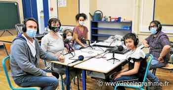 À Châteaulin, les écoliers de Marie-Curie et les collégiens Ulis étudient les climats polaires - Le Télégramme