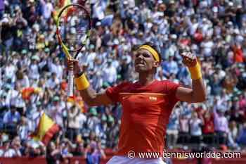 'Wenn Rafael Nadal nah ist, kann man mit ihm trainieren...', sagt Casper Ruud - Tennis World DE