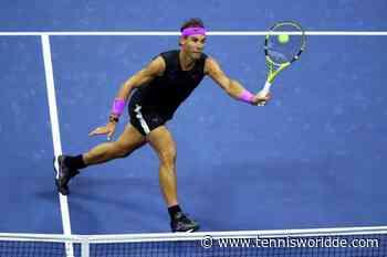 Trainer von Rafael Nadal verrät seinen Zeitplan: 'US Open sind unser Hauptziel' - Tennis World DE
