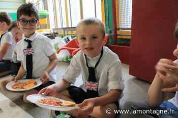 La petite école Sévigné-Saint-Louis à Issoire (Puy-de-Dôme) a passé une semaine à l'heure anglaise - La Montagne