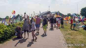Großes Drachenfest 2021 am Speicherbecken Geeste fällt aus - NOZ