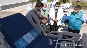 Apurímac: Hospital Abancay recibió 6 ventiladores mecánicos y 5 camas UCI - LaRepública.pe