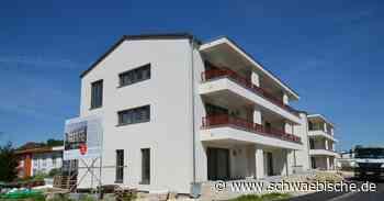 18 neue betreute Seniorenwohnungen in Westhausen - Schwäbische