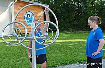 Ein Fitnessstudio an der frischen Luft - Burgkirchen/Alz - Passauer Neue Presse