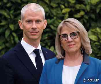 Élections départementales à Coulommiers : Franck Riester et Laurence Picard aux côtés d'« élus de terrain expérimentés » - actu.fr