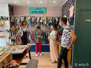 """Coulommiers. Commerce : """"Seconde Bulle"""", un dépôt-vente s'installe en centre-ville - actu.fr"""