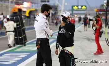 La pelea en el equipo Mercedes de F1 estalló en vivo y en directo - Diario El Dia