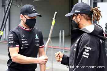 Bottas: Mercedes no me ha comunicado mi salida para 2022 - Motorsport.com Latinoamérica
