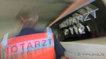 Kirchheim unter Teck : Auffahrunfall mit einer schwer verletzten Person - SWP