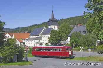 Steinwiesen/Nordhalben - Bahn frei für den Roten Brummer - Neue Presse Coburg