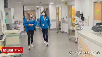 The youth workers embedded in children's A&E
