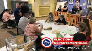 Départementales : la gauche unie s'apprête à « récupérer » le canton de Wingles - La Voix du Nord