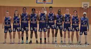 Basket – NF2 – Franconville de retour en NF1 - SportsCo IDF