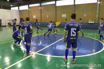Pela 1ª vez, Sub-15 de Santa Helena participa do Paranaense de Futsal; estreia é neste sábado - O Presente